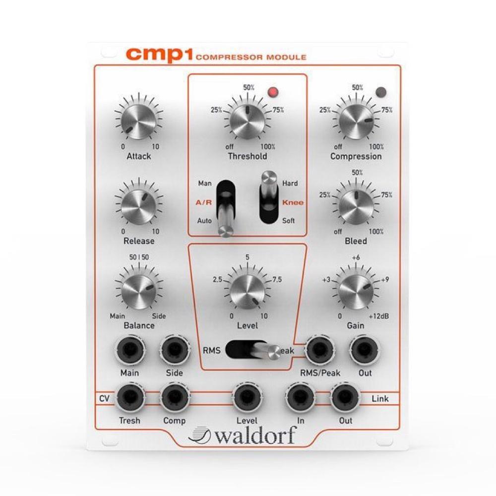 Waldorf cmp1 ユーロラック対応 コンプレッサーモジュール