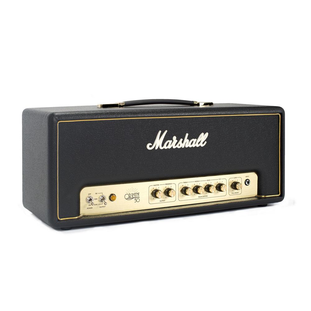 【予約受付中】 MARSHALL ORIGIN50H 50W ギターアンプ ヘッド