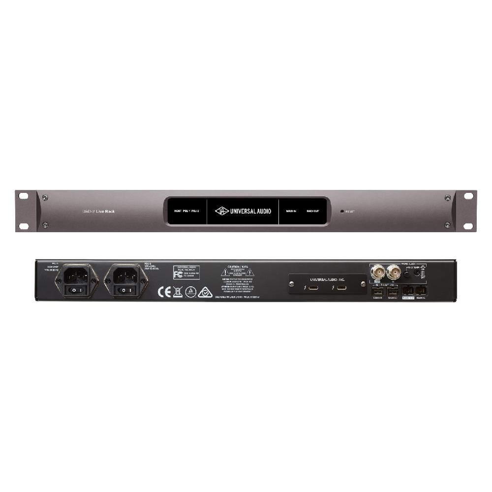 Universal Audio UAD-2 Live Rack ULTIMATE エフェクトプロセッサー