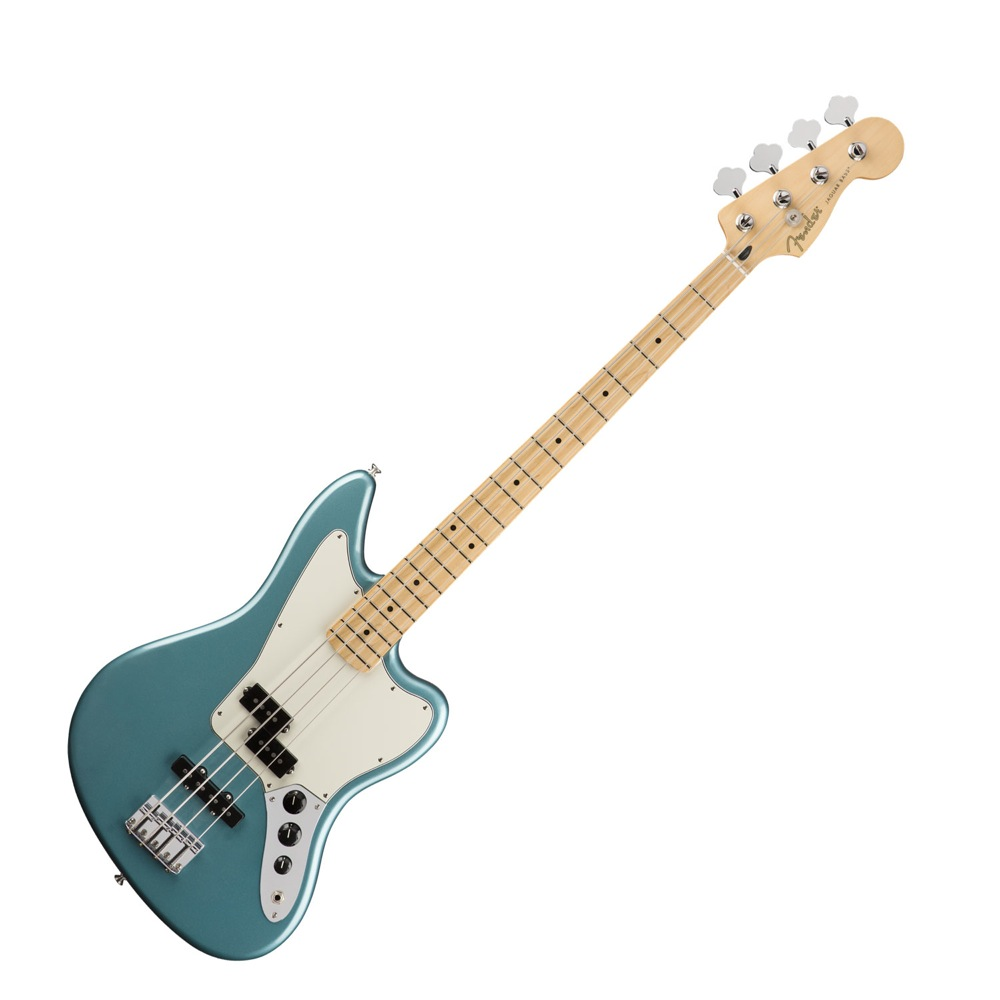 Fender Player Jaguar Bass MN Tidepool エレキベース
