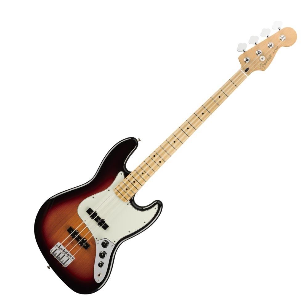 Fender Player Jazz Bass MN 3TS エレキベース