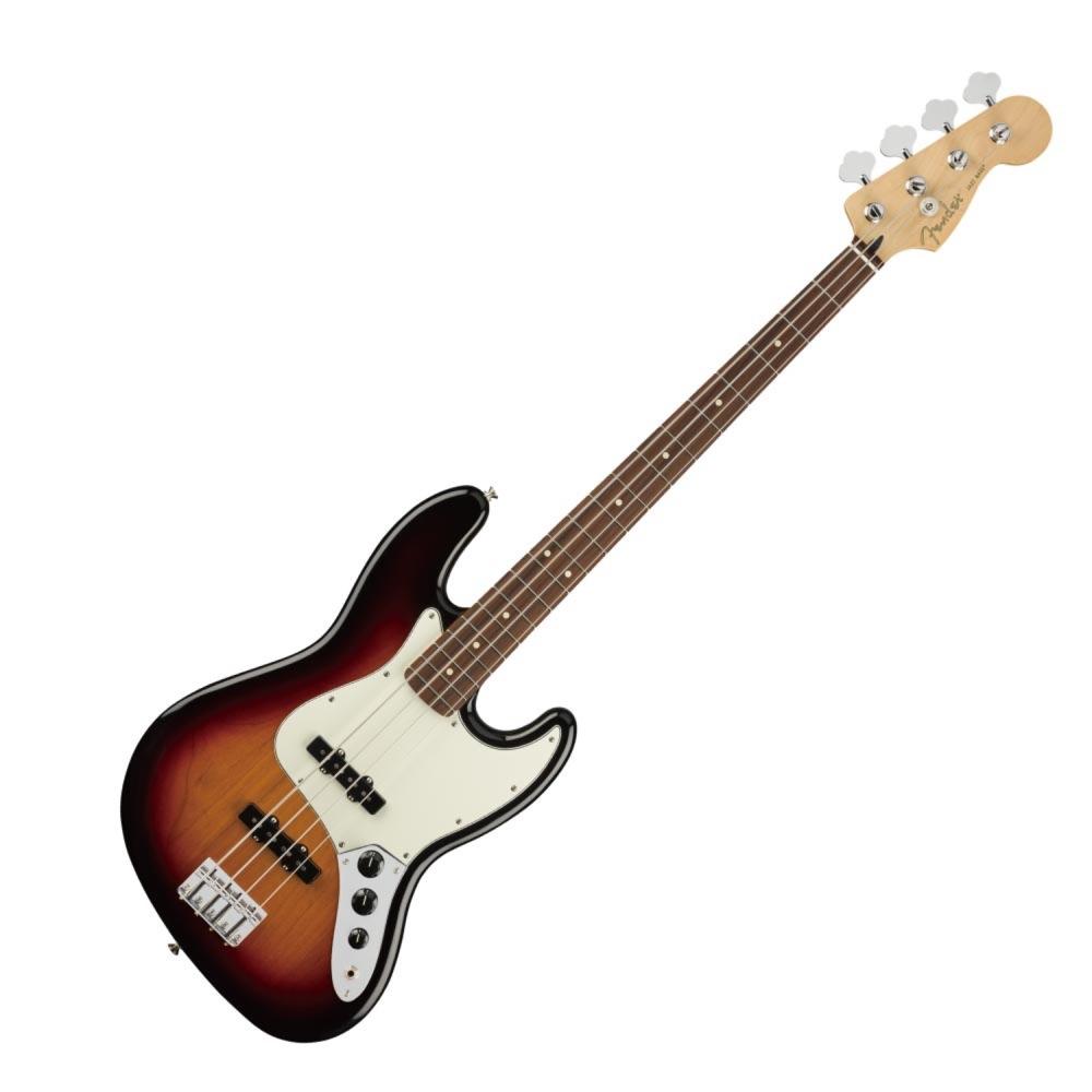 Fender Player Jazz Bass PF 3TS エレキベース