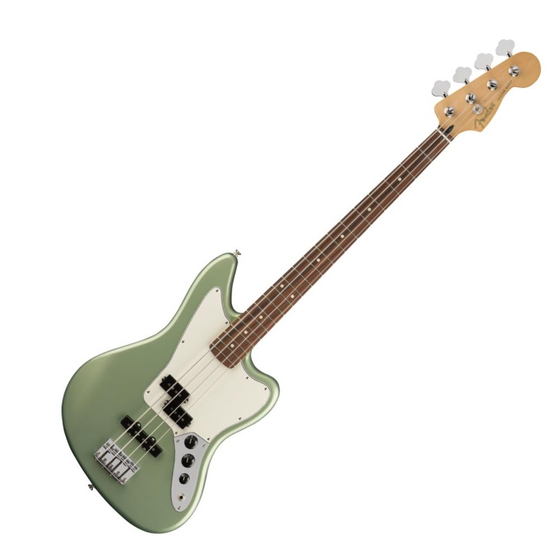 Fender Player Jaguar Bass PF Sage Green Metallic エレキベース