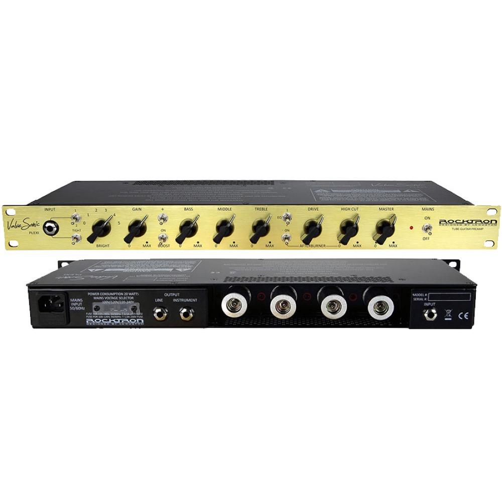 ROCKTRON Valve Sonic Plexi 真空管ギタープリアンプ