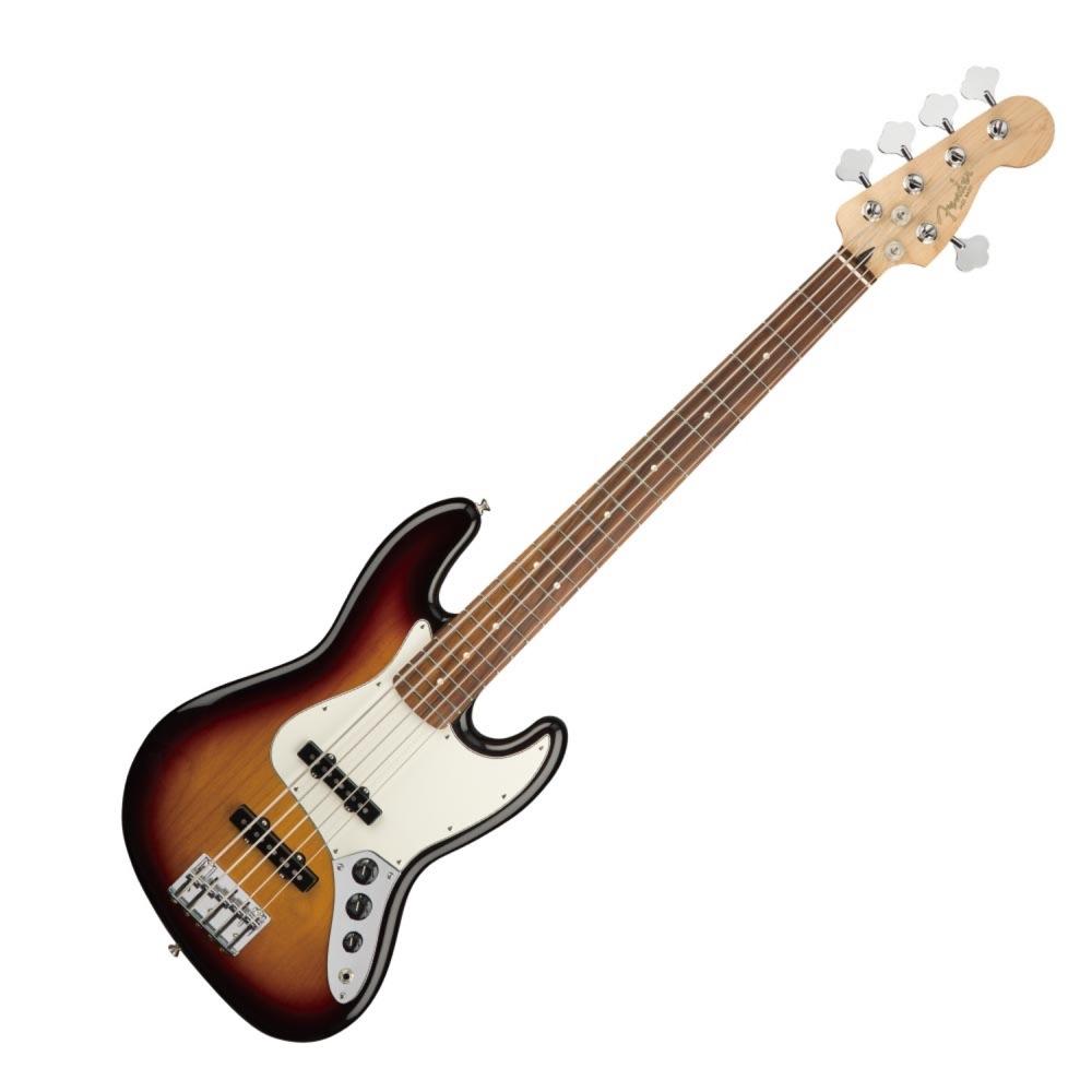 Fender Player Jazz Bass V PF 3TS 5弦エレキベース