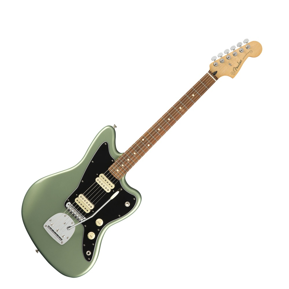 Fender Player Jazzmaster PF Sage Green Metallic エレキギター