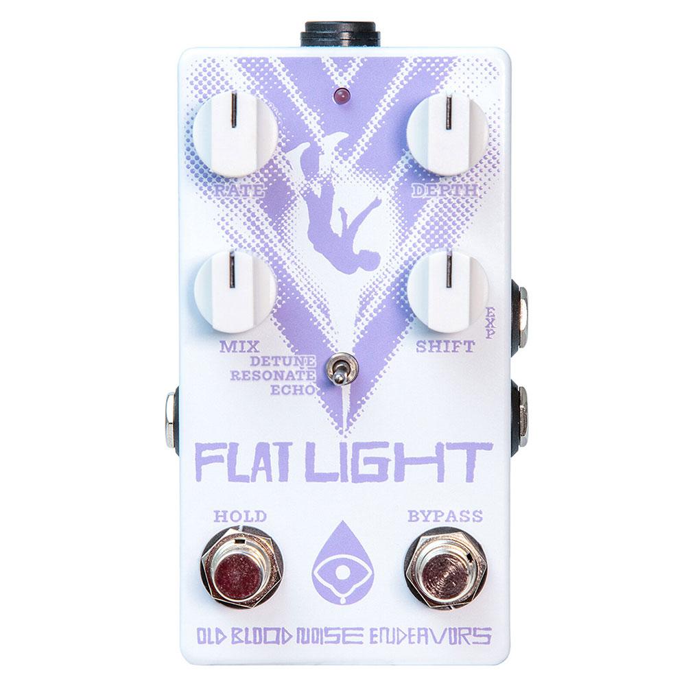 Old Blood Noise Endeavors Flat Light フランジャー ギターエフェクター