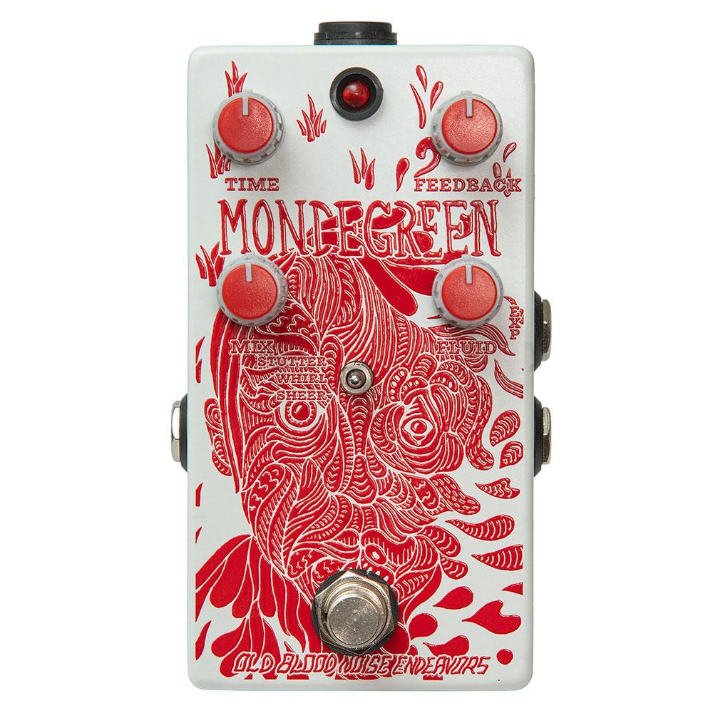 Old Blood Noise Endeavors Mondegreen Delay ディレイ ギターエフェクター