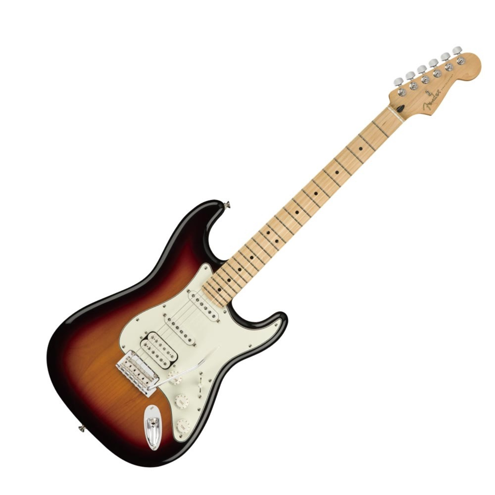 Fender Player Stratocaster HSS MN 3TS エレキギター