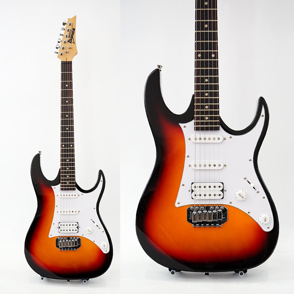 IBANEZ GRX40 TFB アクセサリーセット付き エレキギター 【中古】
