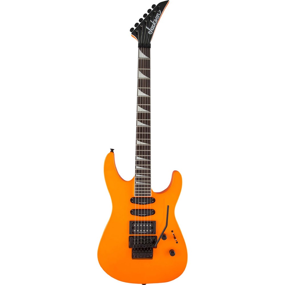 Jackson X Series SOLOIST SL3X Neon Orange エレキギター