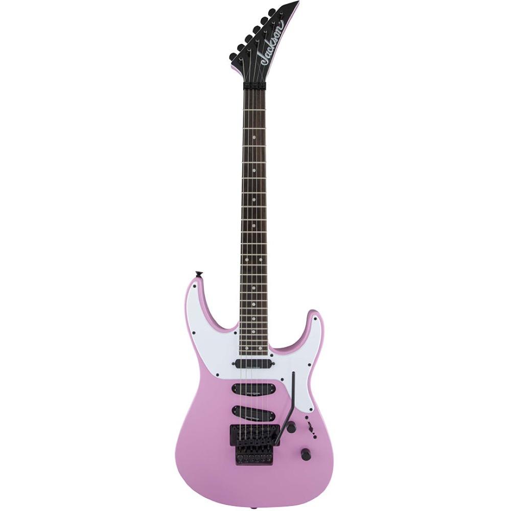 Jackson X Series Soloist SL4X Bubblegum Pink エレキギター