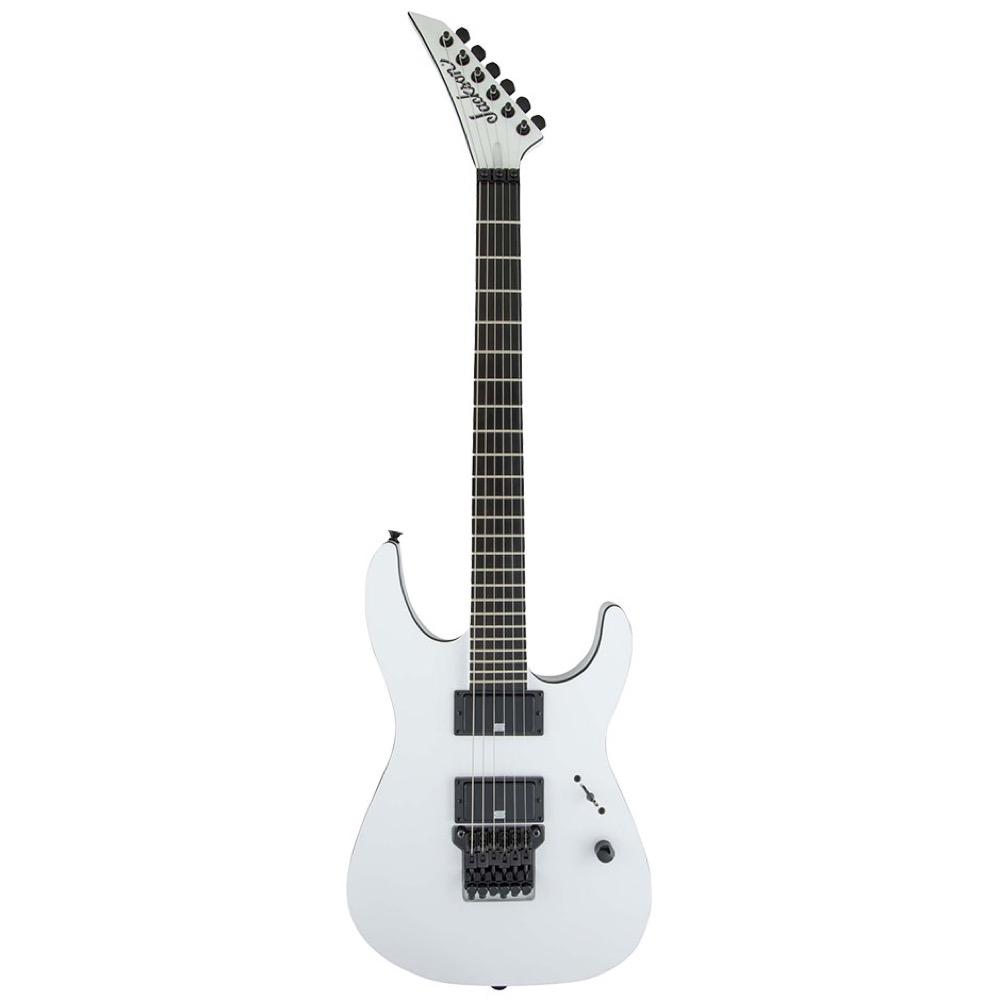 Jackson Pro Series Mick Thomson Soloist SL2 Arctic White エレキギター