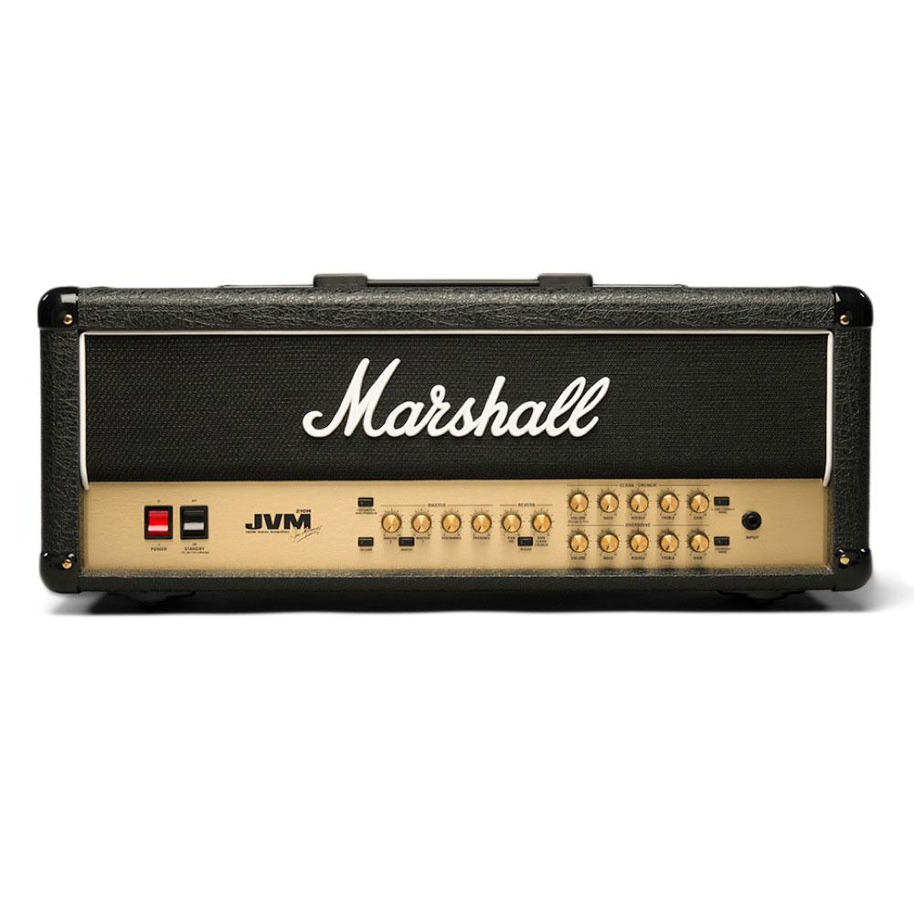 MARSHALLJVM210Hギターヘッドアンプ