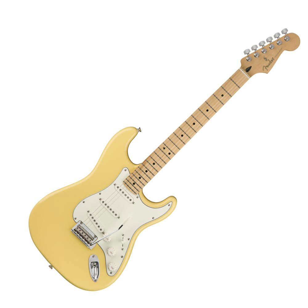 Fender Player Stratocaster MN Buttercream エレキギター