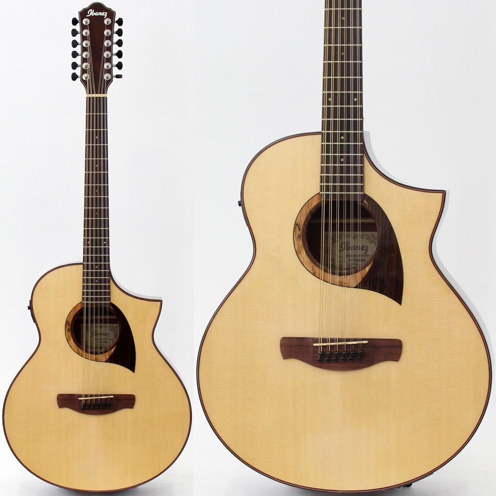 IBANEZ AEW2212CD NT 12弦エレクトリックアコースティックギター 【中古】