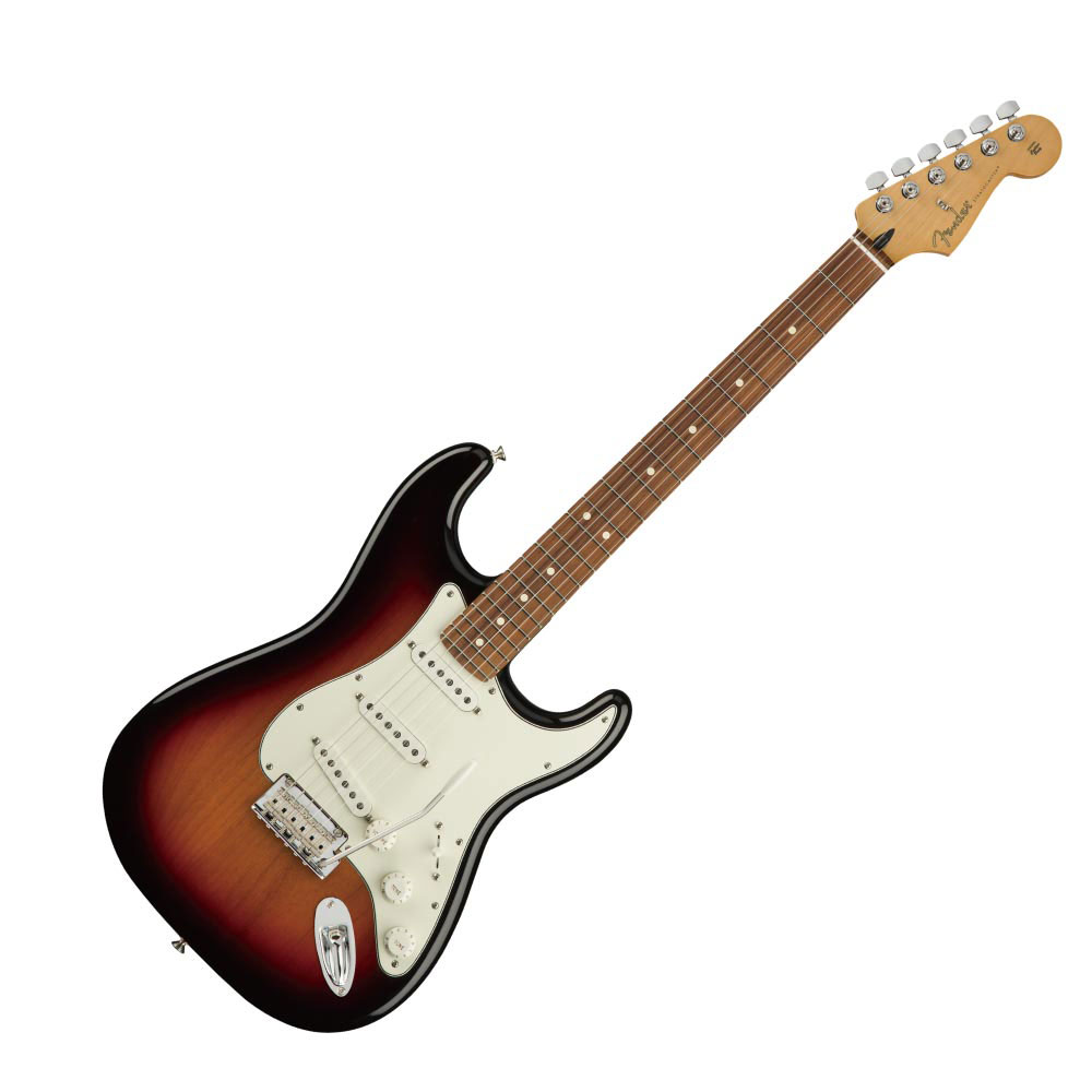 Fender Player Stratocaster PF 3TS エレキギター