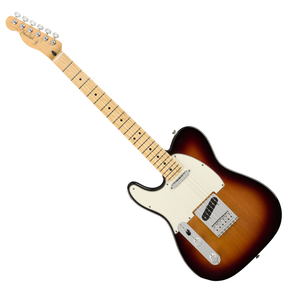 Fender Player Telecaster LH MN 3TS レフティ エレキギター