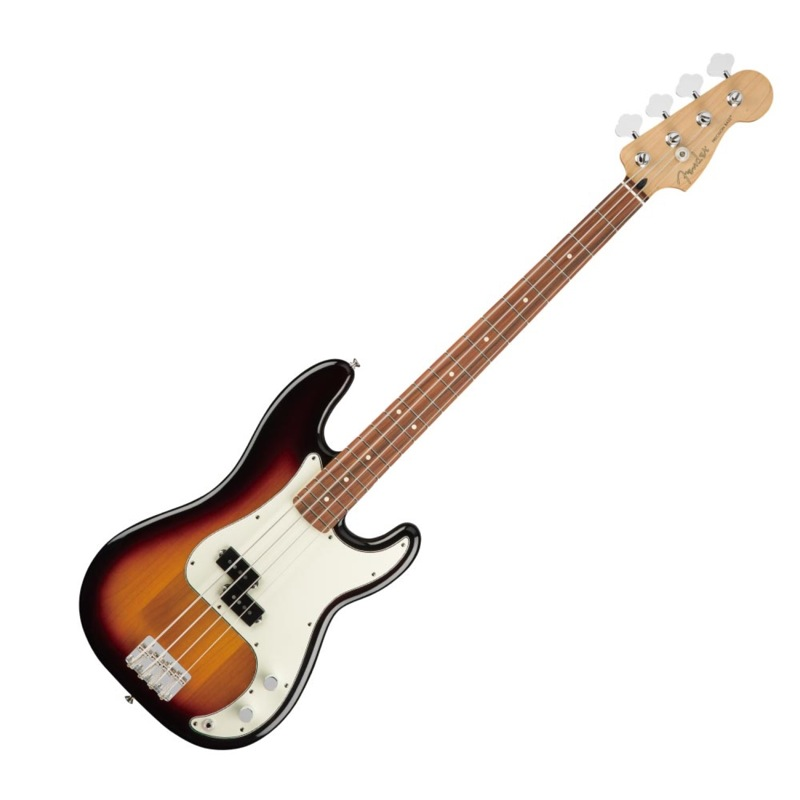 Fender Player Precision Bass PF 3TS エレキベース