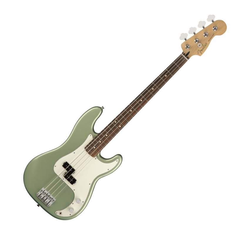 Fender Player Precision Bass PF Sage Green Metallic エレキベース