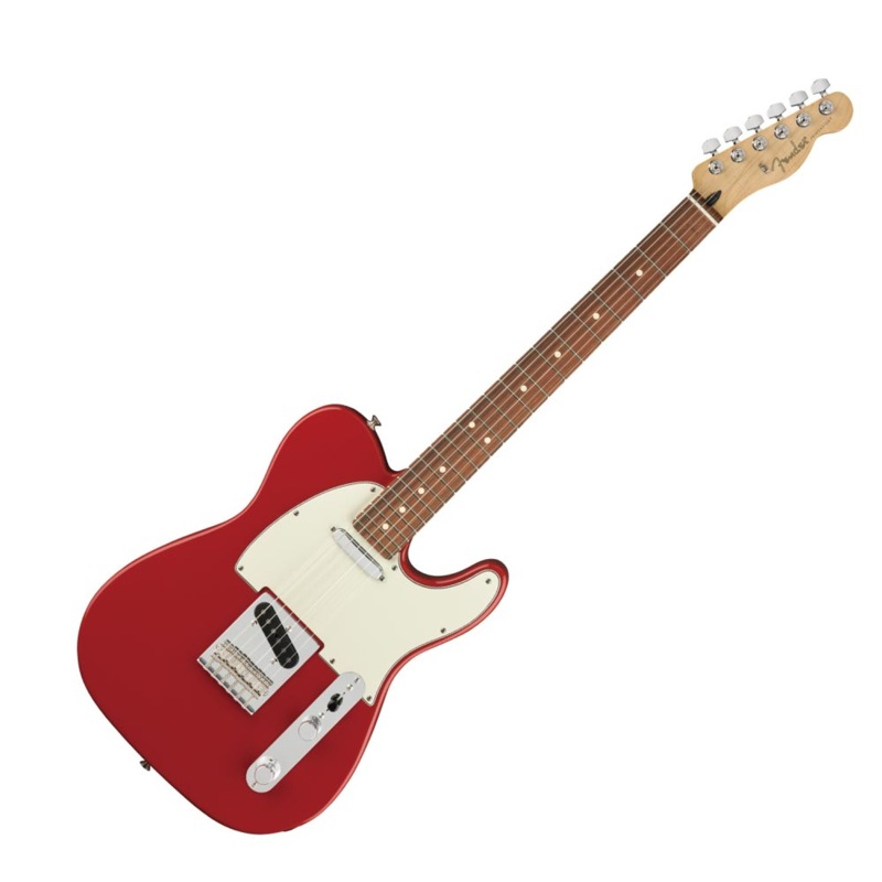 Fender Player Telecaster PF Sonic Red エレキギター