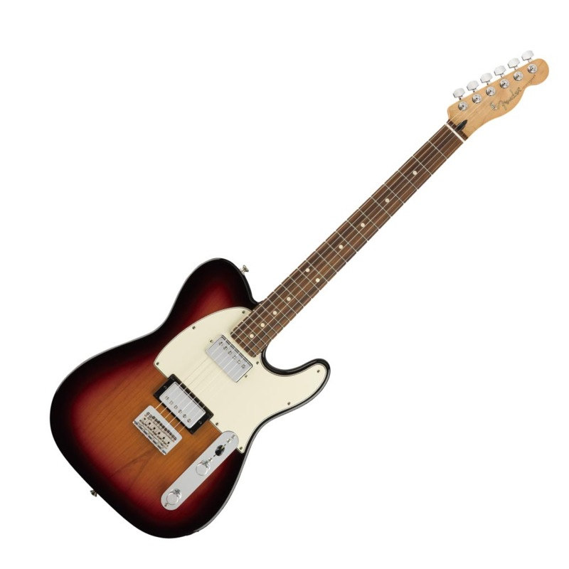 Fender Player Telecaster HH PF 3TS エレキギター