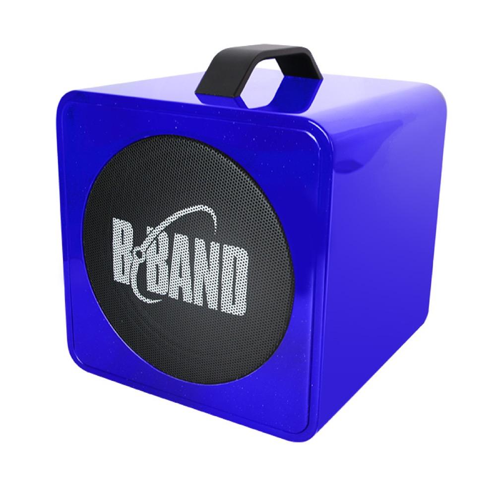 B-BAND AC45J Blue ポータブルアンプ