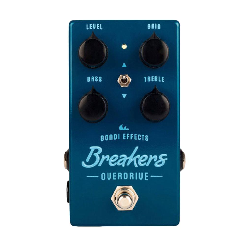 Bondi Effects Breakers Overdrive ギターエフェクター