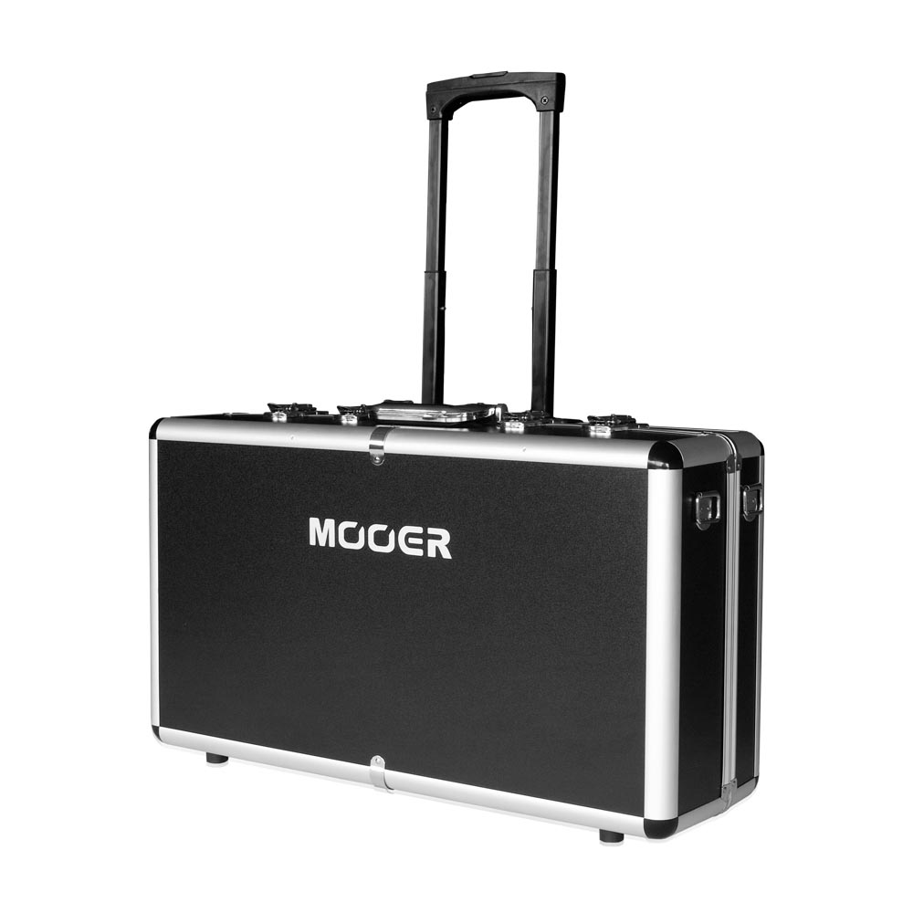 Mooer TF-20H Transform Series Pro Pedalboard Hard Case ペダルボード 専用ハードケース付属