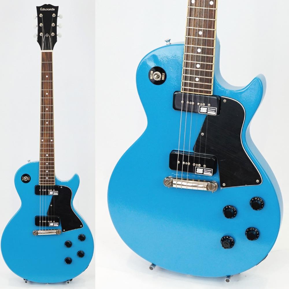 EDWARDS E-LS-115LT BETH BLUE エレキギター アウトレット