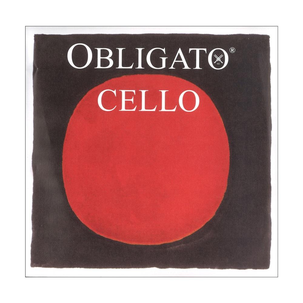 PIRASTRO OBLIGATO 3311 4/4 A線 チェロ弦