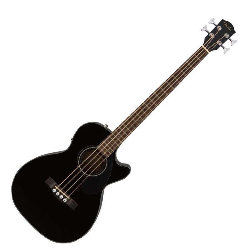 Fender CB-60SCE Bass Black LR エレクトリックアコースティックベース