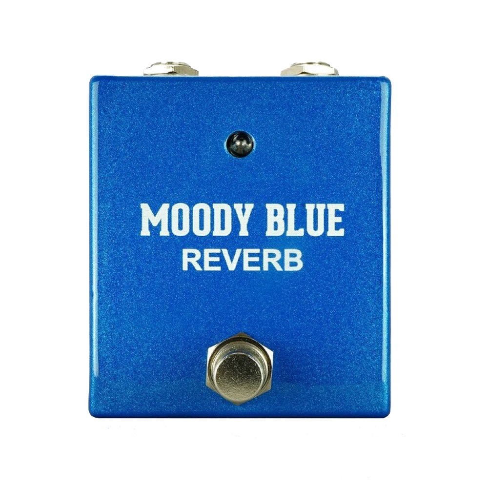 Henretta Engineering Moody Blue Reverb リバーブ ギターエフェクター
