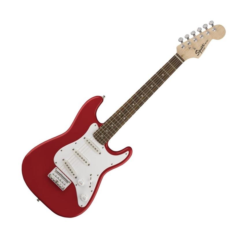 Squier Mini Strat V2 Torino Red エレキギター