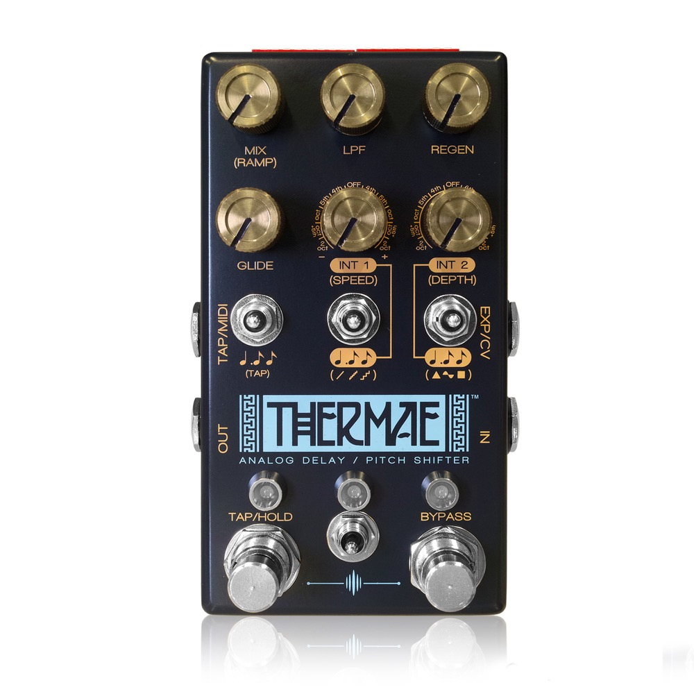 Chase Bliss Audio Thermae ギターエフェクター