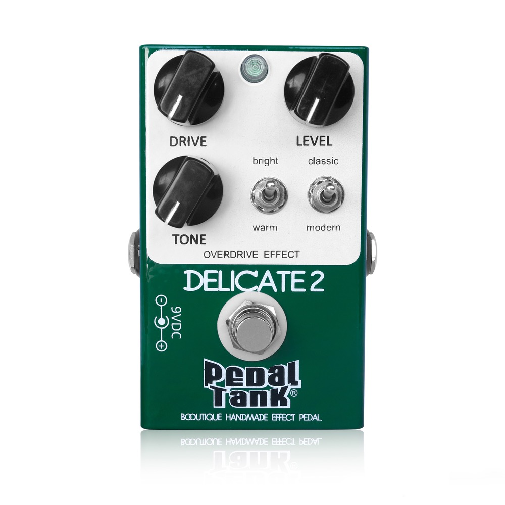 Pedal Tank Delicate 2 ギターエフェクター