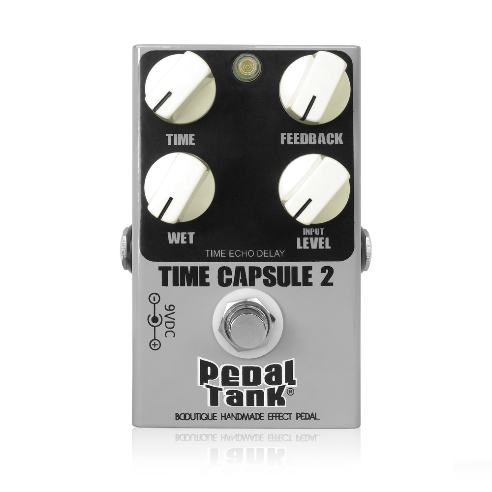 Pedal Tank Time Capsule 2 ギターエフェクター