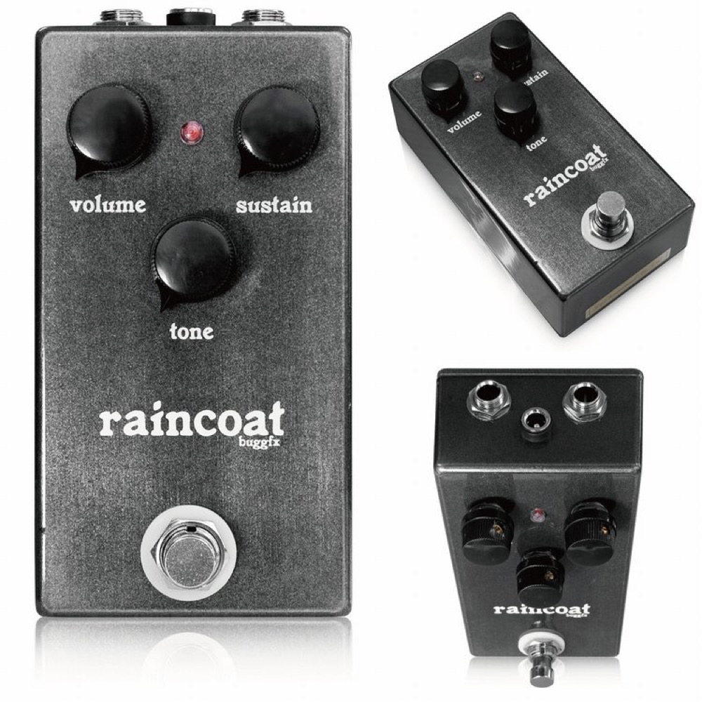 BuGGFX Pedals Raincoat ギターエフェクター