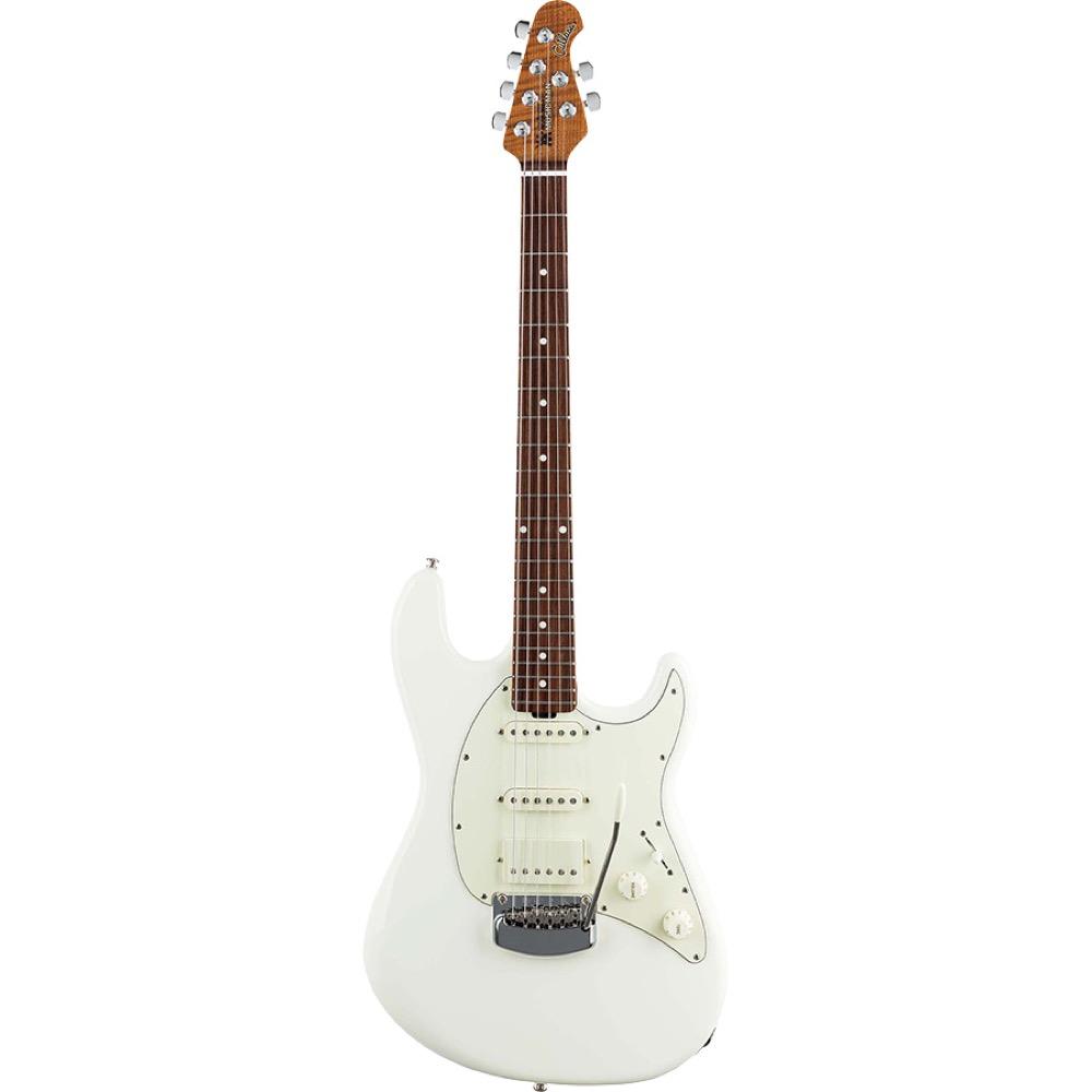 MUSIC MAN Cutlass RS HSS Ivory White エレキギター