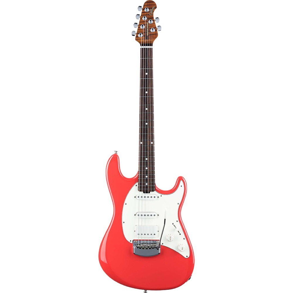 MUSIC MAN Cutlass RS HSS Coral Red エレキギター