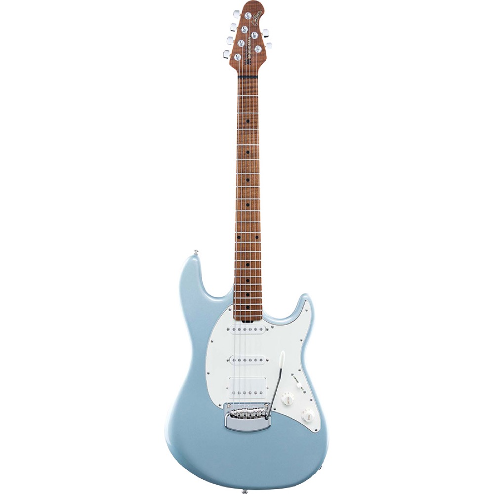 MUSIC MAN Cutlass RS HSS Firemist Silver エレキギター