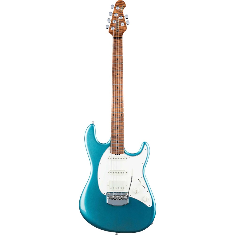 MUSIC MAN Cutlass RS HSS Vintage Turquoise エレキギター