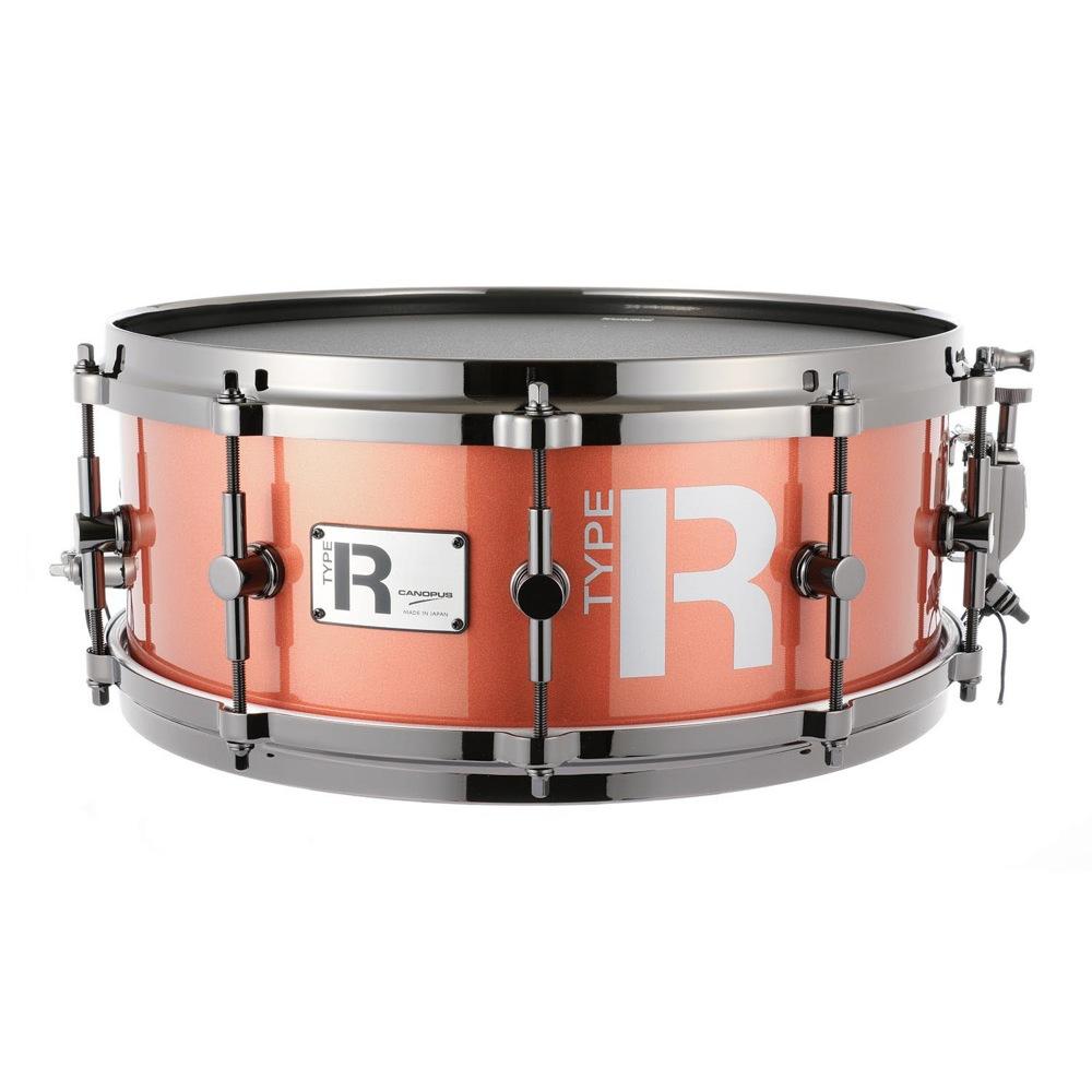 TYPE-R DRUMS MTR-1455-DH ダイキャストフープ Black Nickel Parts Corona Metallic スネアドラム