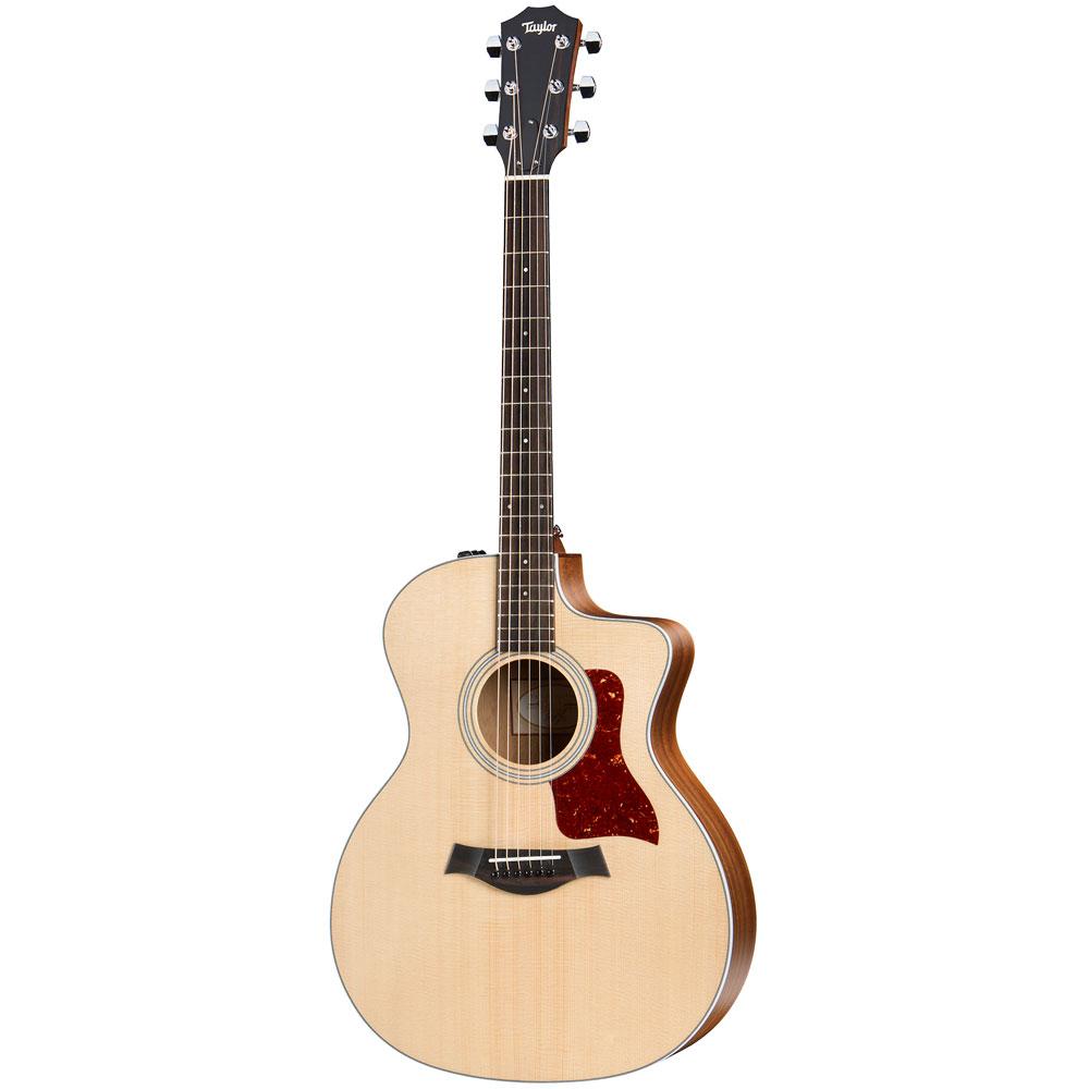 Taylor 214ce-Koa Grand Auditorium エレクトリックアコースティックギター