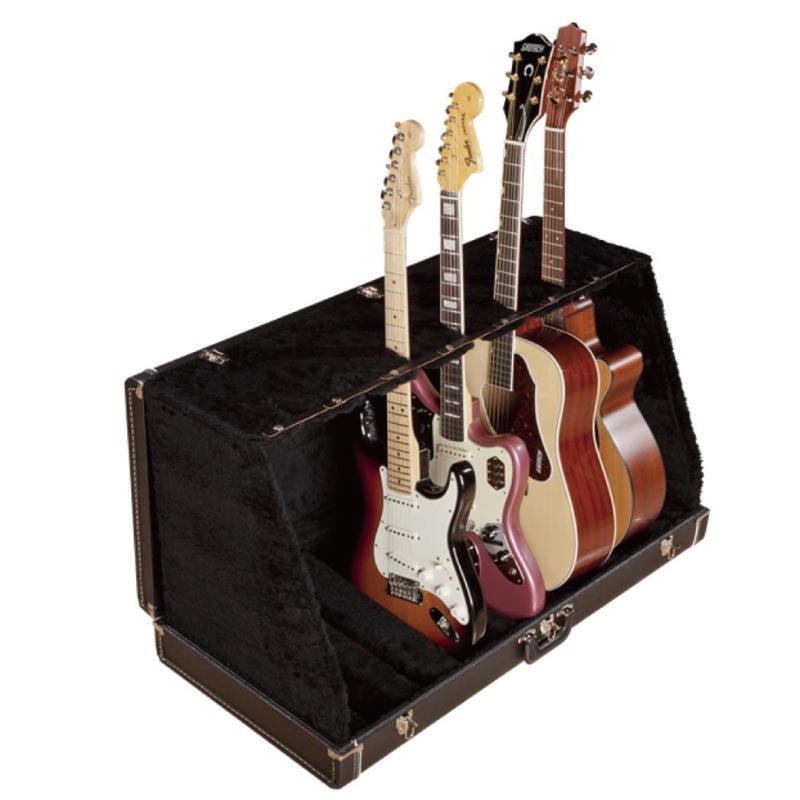 Fender Stage Seven Guitar Stand Case Black 7本立て ギタースタンド