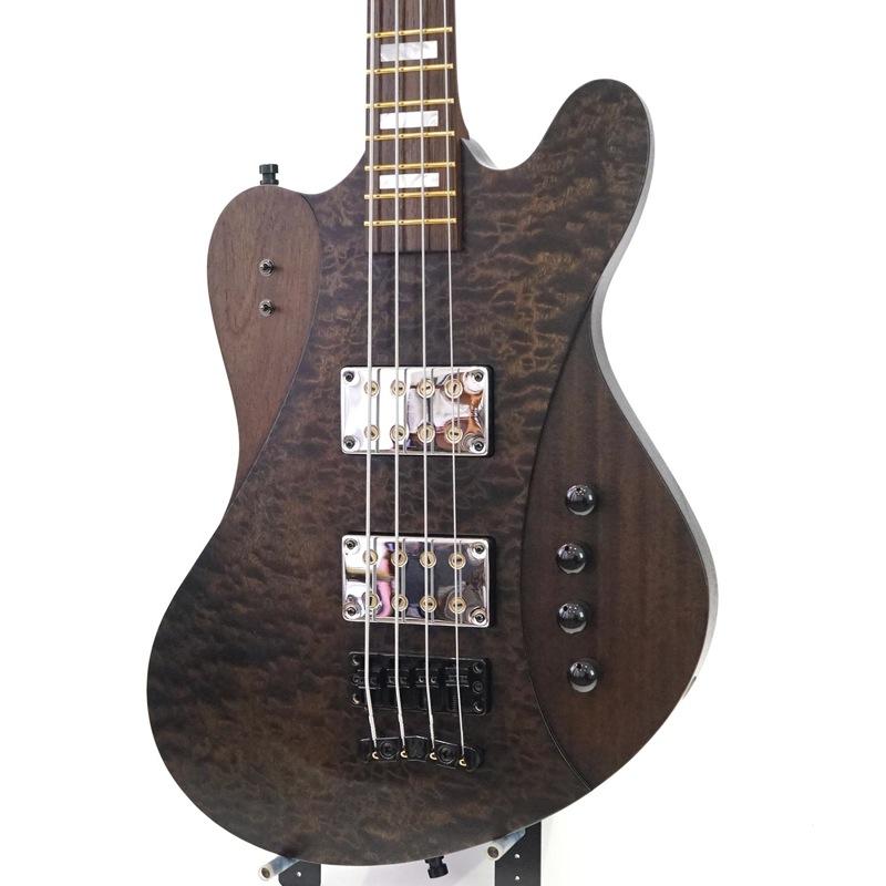 WARWICK CUSTOM SHOP Idolmaker Bass 4st Nirvana Black Transparent Satin エレキベース