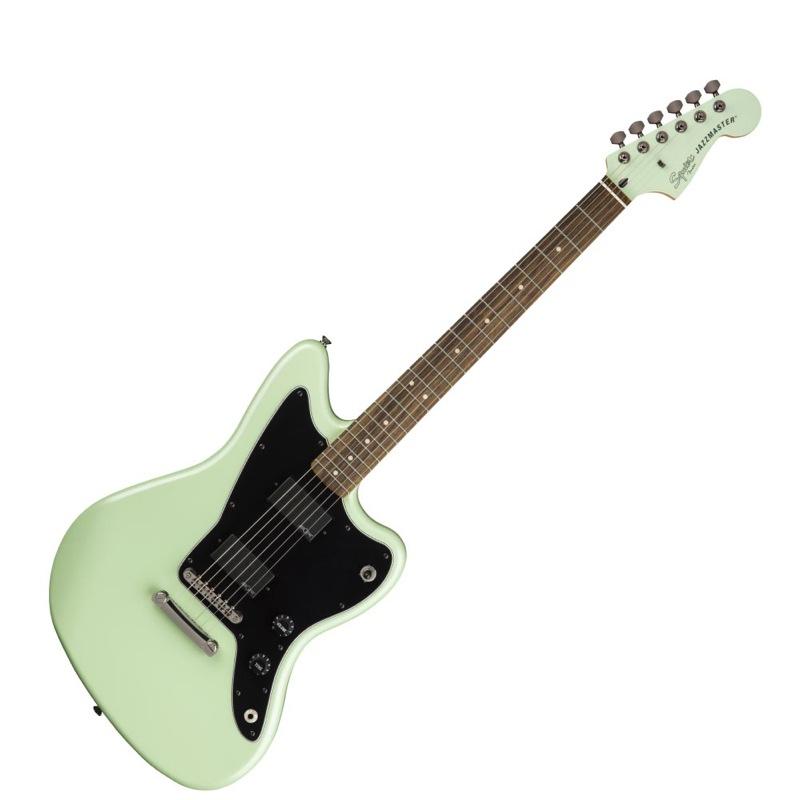 Squier Contemporary Active Jazzmaster HH ST Laurel LRL SFP エレキギター