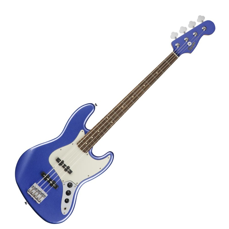 Squier Contemporary Jazz Bass LRL OBM エレキベース
