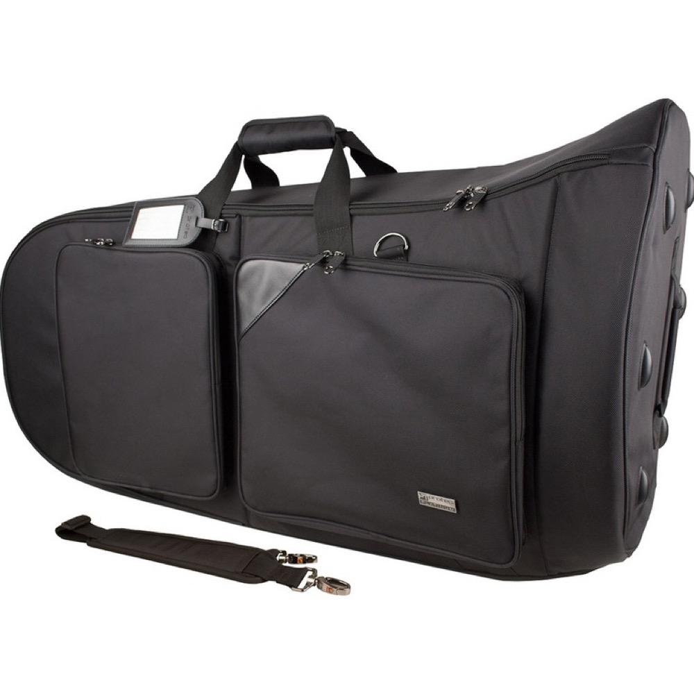 PROTEC PL-251 3/4 Black チューバ用ケース