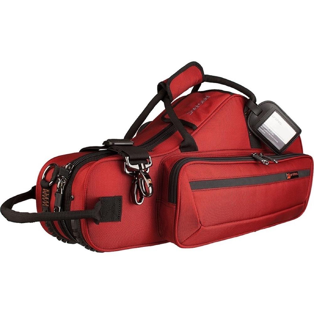 PROTEC PB-304CTRX Red アルトサックス用セミハードケース